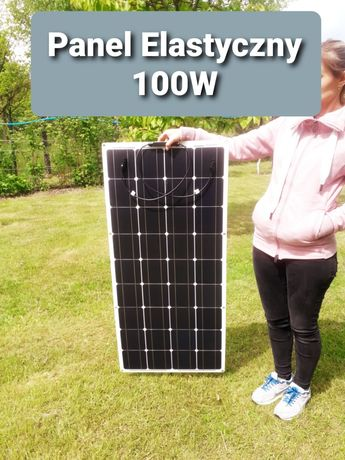 Elastyczny Panel Solarny 100W