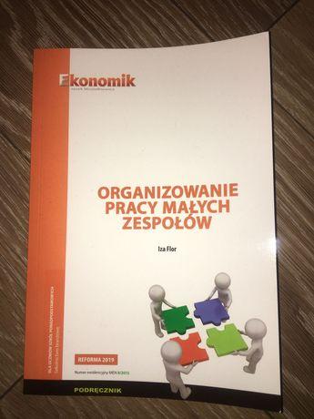 Książka Organizowanie pracy małych zespołów