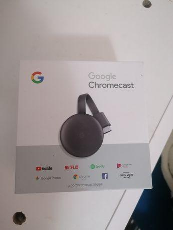 Chromecast troco por telemóvel