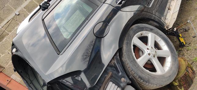 Mercedes GL x164 ćwiartka dupa błotnik pas tylny