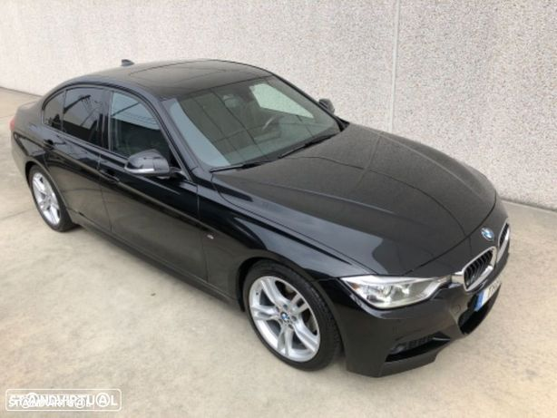 BMW 320 Pack M automático