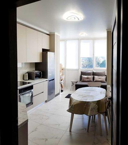 Сдам новую квартиру в ЖК Континент  ул Люсдорфская  и Королева