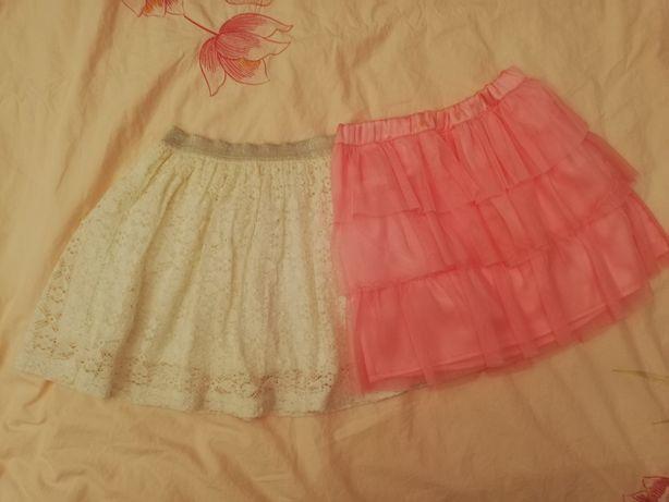 Spódniczki dziewczęce rozmiar 116