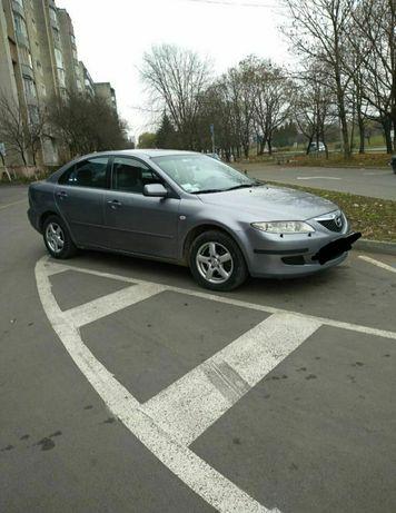 Розборка Mazda 6