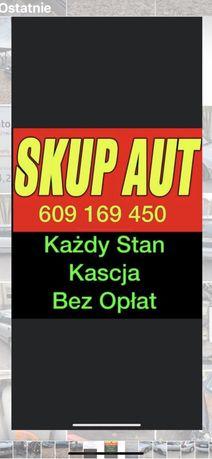 Skup Aut pojazdow Kazdy Stan Kasacja Zlomowanie