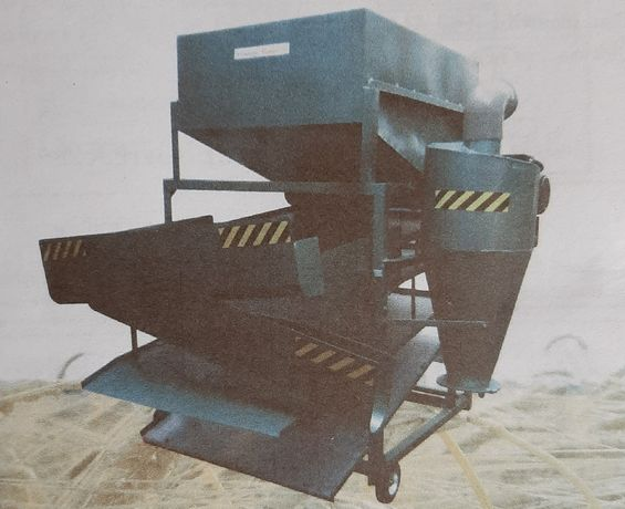 Установка первичной отчистки зерна