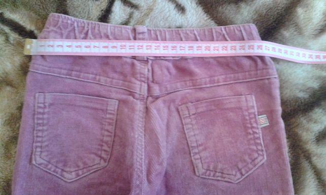 Брюки штаны на девочку