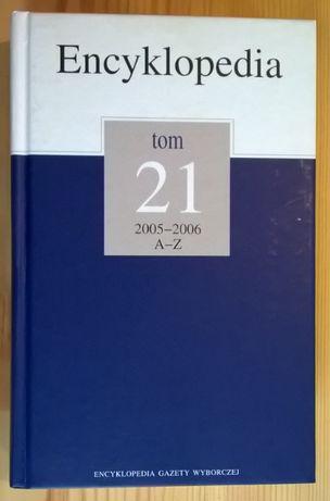 Encyklopedia Gazety Wyborczej - tom 21