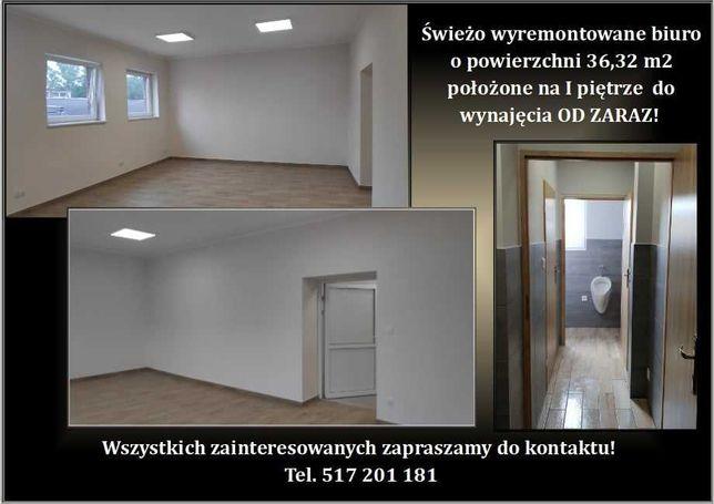 Wynajmę powierzchnię biurową - I piętro - 36 m2