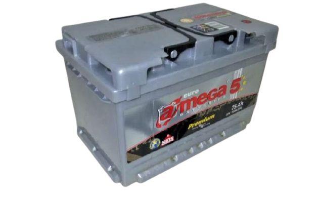 Akumulator AMEGA 5 Premium 75Ah 720A
