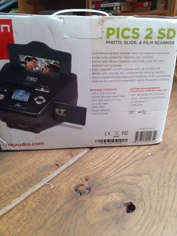 skaner do zdjęć i filmów ION PICS 2 SD zamienię na body NIKON