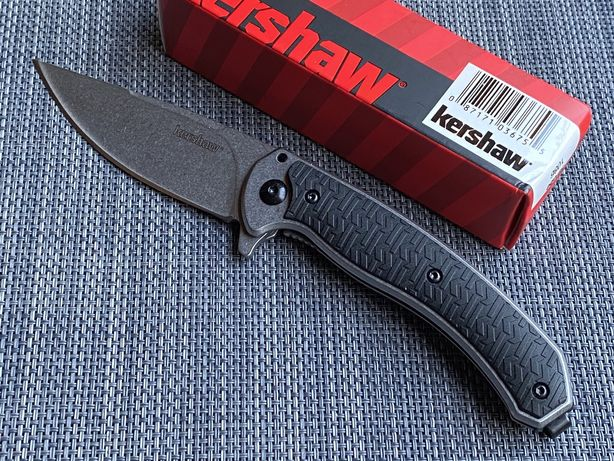 Нож Kershaw Strobe 1086 ОРИГИНАЛ складной, флиппер