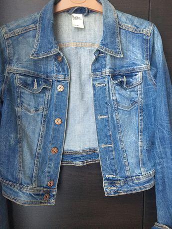 Kurtka jeansowa H&M katana