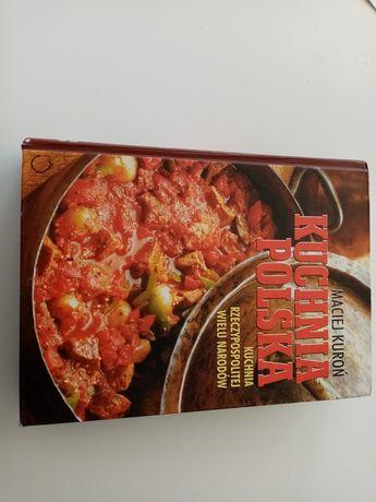 Maciej Kuroń Kuchnia polska książka kucharska