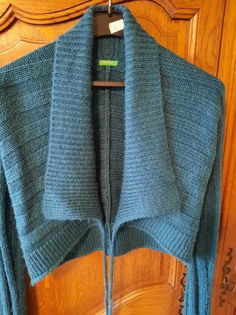 Sweter na zamek golf wdzianko r.M/L 38/40