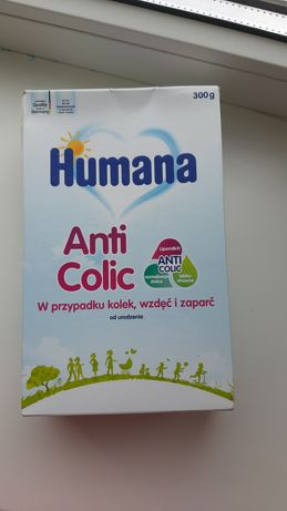 Дитяча суміш Humana anticolik