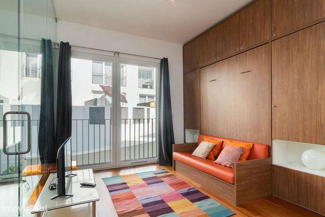 Estúdio mobilado para arrendamento no Chiado, Lisboa