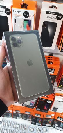 Apple iPhone 11 pro max 256 gb green Gold silver space neverlock new