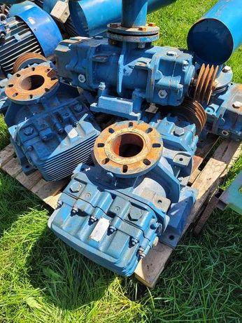 Dmuchawa spomasz częsci agregat dr 125t spomax dr 102 pompa