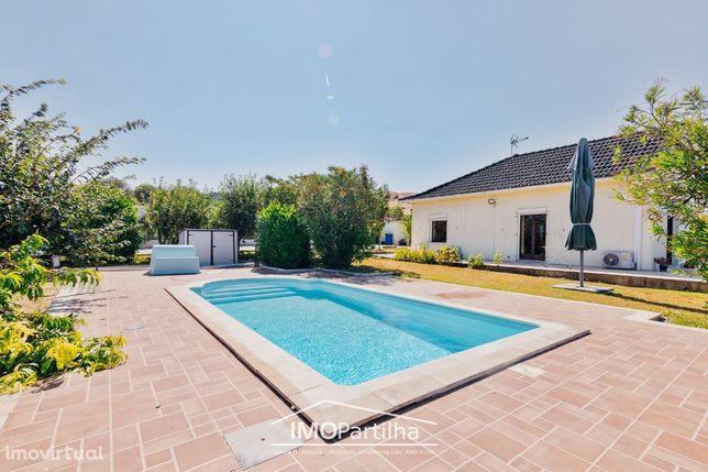 Fantástica moradia T3 com piscina no Sabugo
