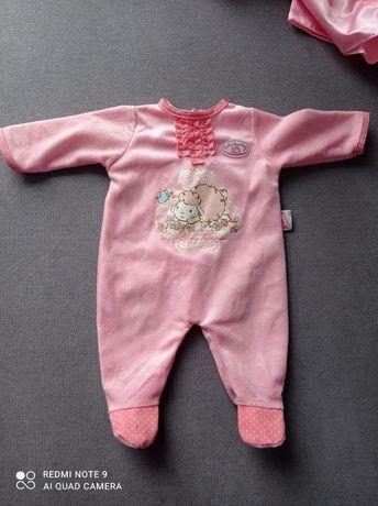 Ubranka dla baby Anabell