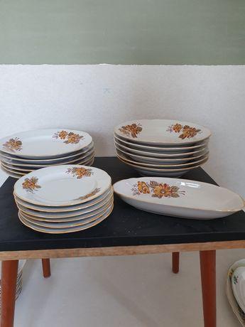 Набор тарелок, 19 предметов