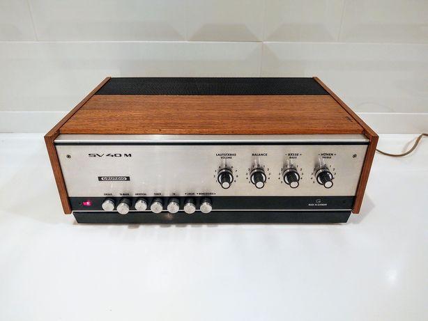 Grundig SV 40 M wzmacniacz HiFi retro stereo klasyk lata 60te german