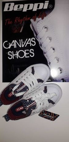 Sapatos de Lona Juvenil