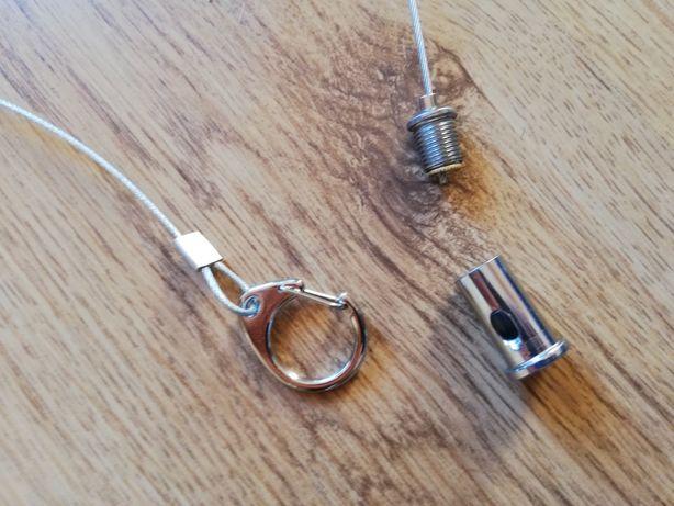Zawiesie haczyk mocowanie do lampy