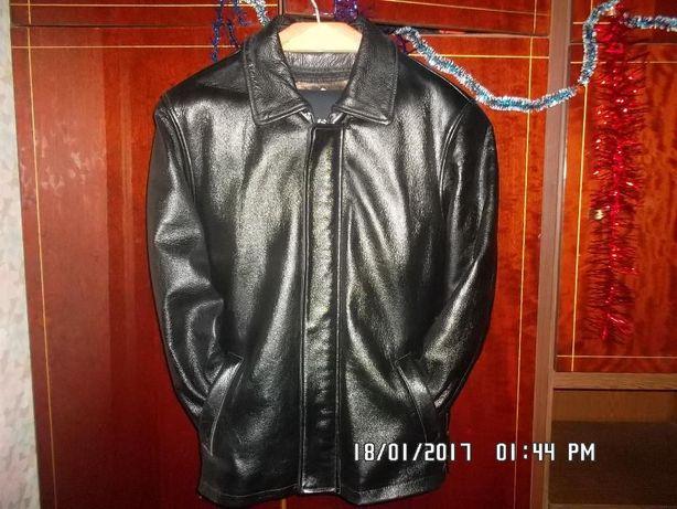 кожанная куртка дубленка