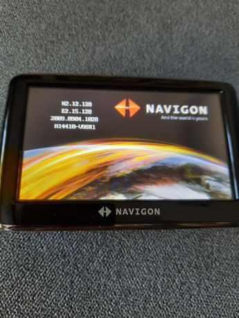 Nawigacja Navigon+karta 1GB