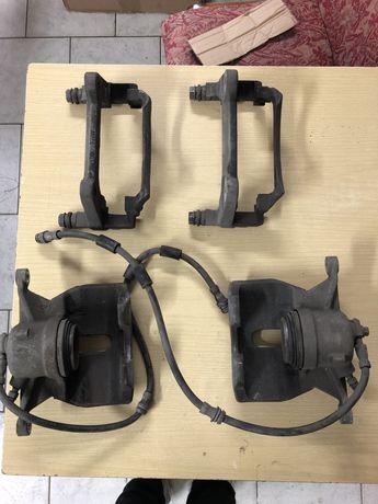 Zacisk przedni 312mm audi a3 8v swap zaciski duzy