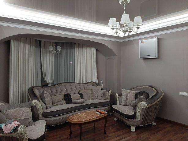3-к квартира на 6-ой. ст.Б. Фонтана с ремонтом и мебелью S
