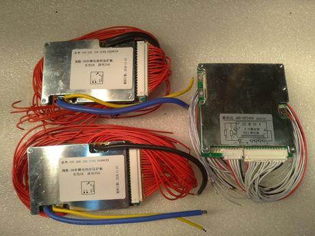 BMS 72V (20s) 25A/30A/35A Li-ion bateria 3.7v (4.2v)