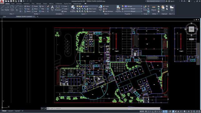 proposta arquitetônica