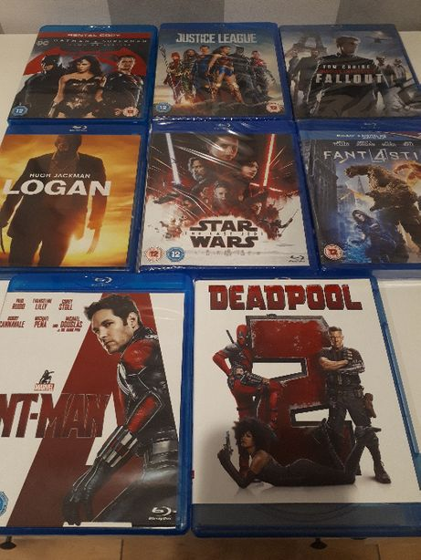 Blu-ray filmy różne