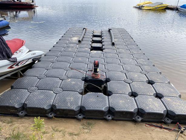 Причальный комплекс 3,5 на 8 м Jet-Dock USA