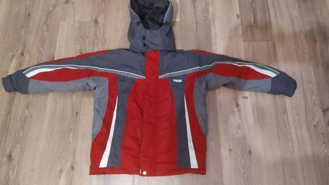 Komplet odzieży narciarskiej kurtka + spodnie Brugi S membrana 5000