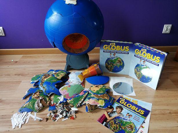 Mój Globus kolekcja Hachette