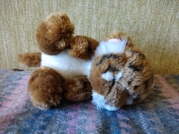 Мягкая игрушка Спящий тигренок Тигр