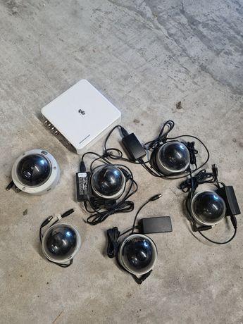 Monitoring kamera centralka komplet