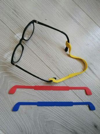 Zestaw gumeczek silikonowych do okularów Bardzo Polecam