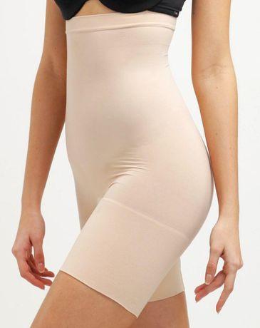 Majtki szorty wyszczuplające spanx r. XL