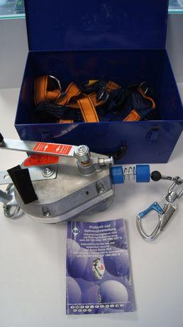 Wciągarka IKAR 12m - Winda urządzenie zabezpieczające przed upadkiem