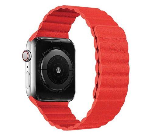Bracelete de Pele / Pulseira Apple Watch