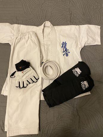 Кимано, для карате или дзюдо