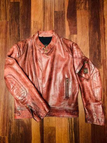куртка кожаная Belstaff Leathermaster 1970