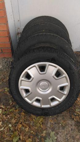 Шини 195/65R15 Bridgestone Blizzak revo2 зима