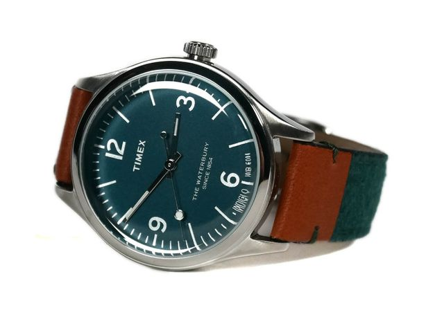 Часы Timex Tw2P95700 Waterbury Ø38мм. 100% оригинал