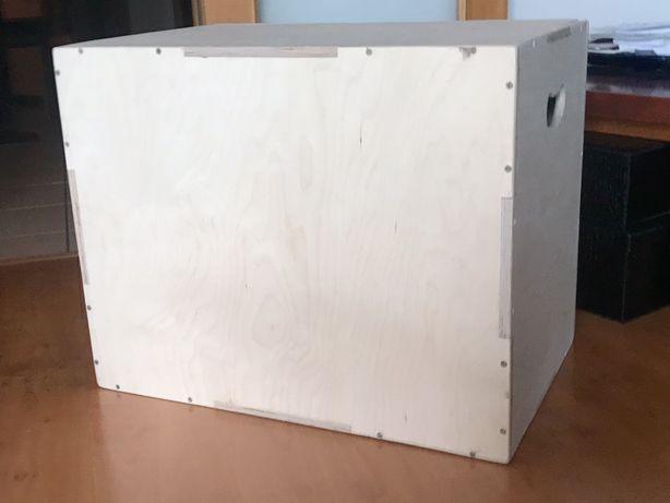 Caixa pliometrica 75 x 60 x 50